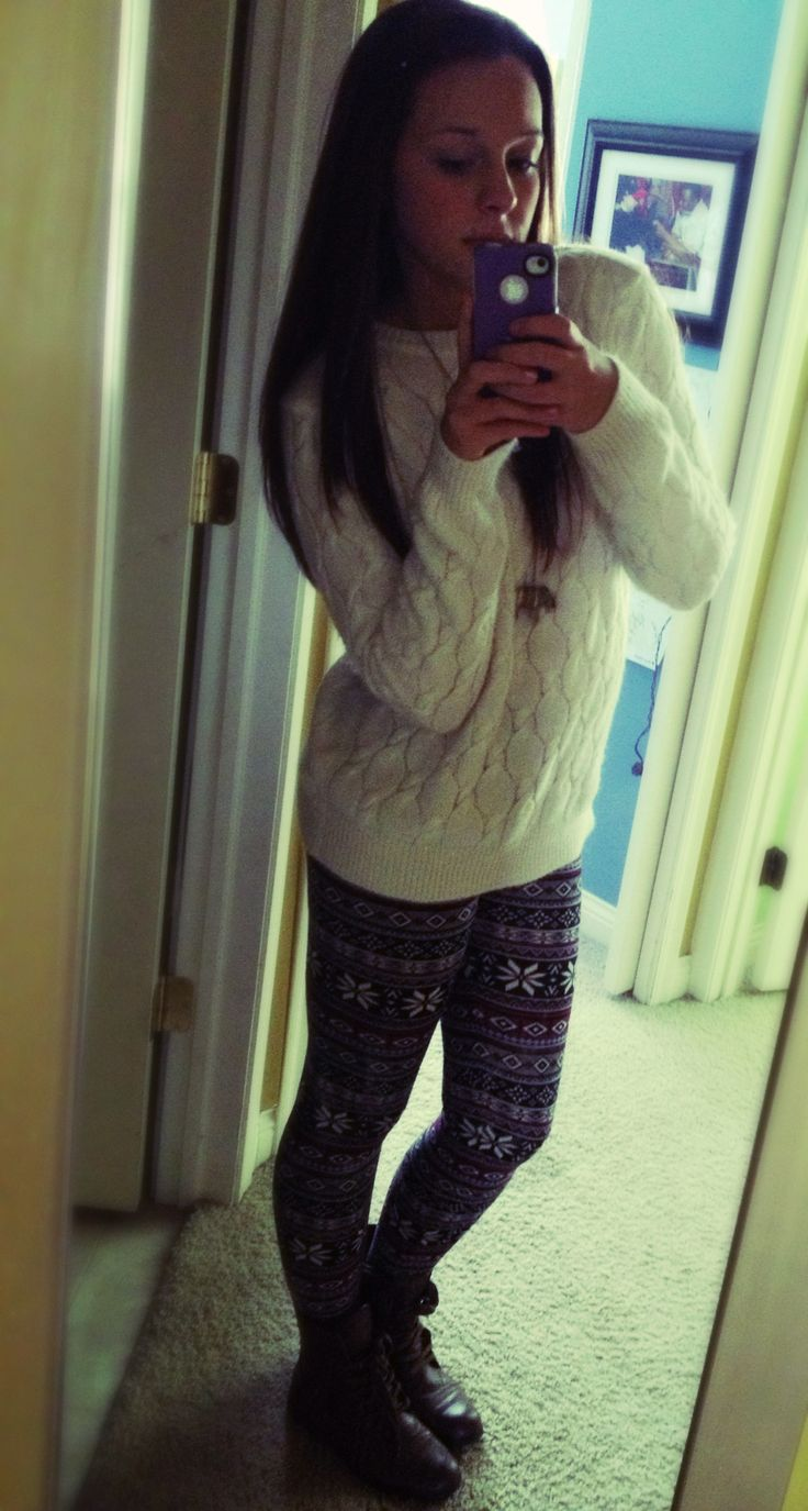 17 Best images about The Comftyess Oultfit in the World on Pinterest | Tribal leggings Infinity ...