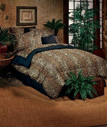 leopard print bedding, leopard bedding, leopared bedding set