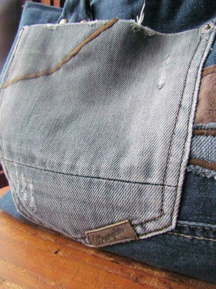 Jeans con cafe