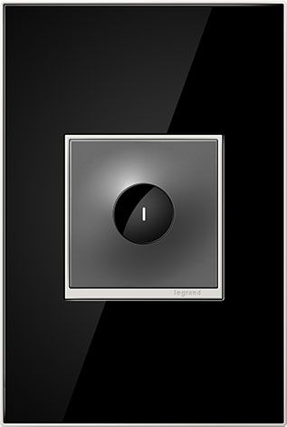 adorne Wave Switch and Wall Plate