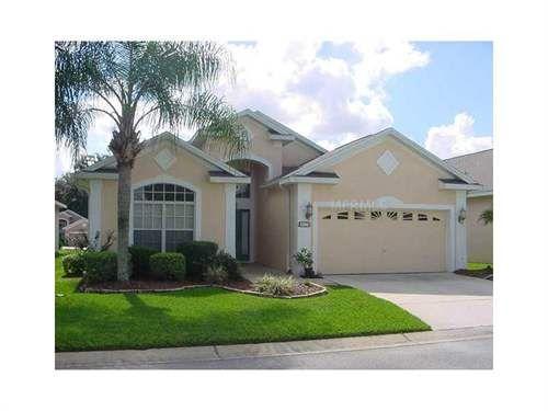 £109,769 - 3 Bed House, Davenport, Polk County, Florida, USA