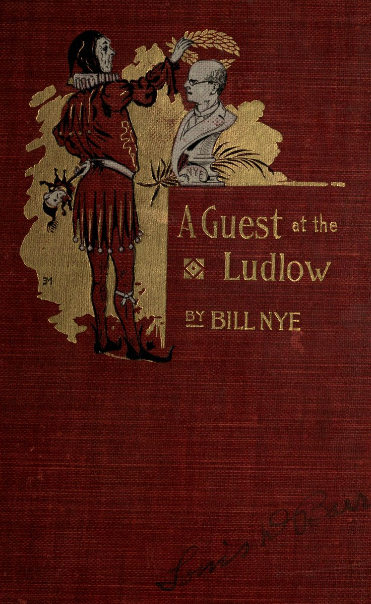 A Guest At The Ludlow, And Other Stories ~ 1896