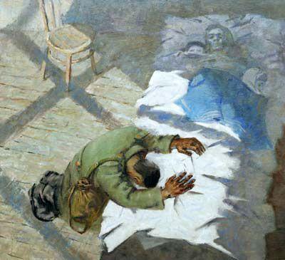 A. Vorobyov. May 9.