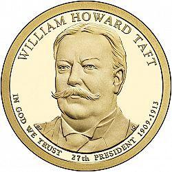 President coins united states president william howard taft