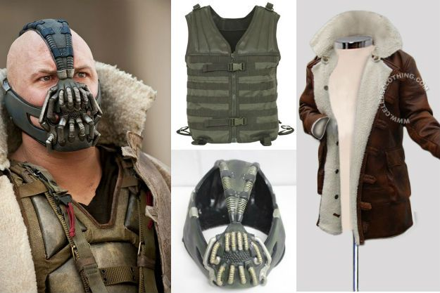 Halloween Costume Ideas: How to Dress as Bane