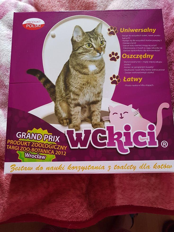 Witajcie moi drodzy 😻  Dziś otrzymałam przesyłkę na którą muszę przyznać że czekałam z ogromnym zaciekawieniem.  Każdy właściciel kota chyb...