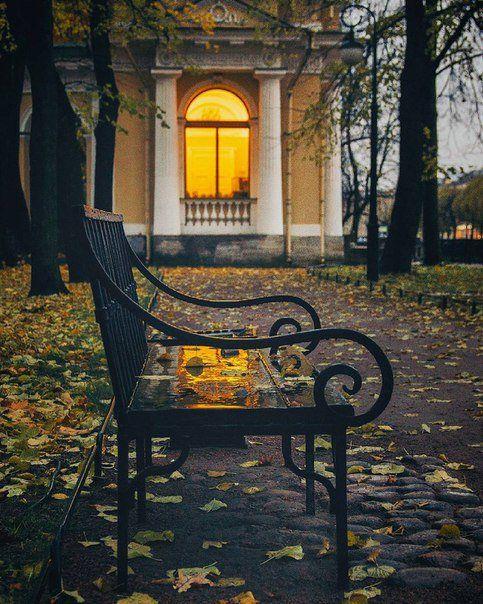 Прогулки по Михайловскому саду