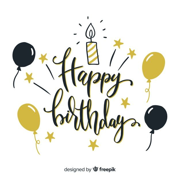 Download Lettering Birthday Background For Free Happy Birthday