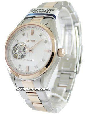 Seiko Automatic Sapphire Crystal SSA866J1 SSA866J Women's Watch
