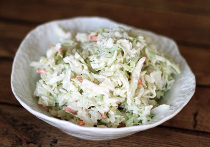 Our Favorite Creamy Coleslaw Dressing