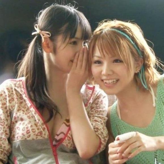 Michishige Sayumi & Tanaka Reina