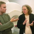 People who meditate grow bigger brains than those who don't. Researchers at Harvard, Yale, and the Massachusetts Institute of Technology have found the first evidence that meditation can alter the physical structure of our brains. Brain scans they conducted reveal that experienced meditators boasted increased thickness in parts of the brain that deal with attention and processing sensory input.