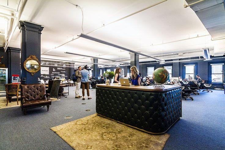 Inside New York's Craziest Collaborative Workspace
