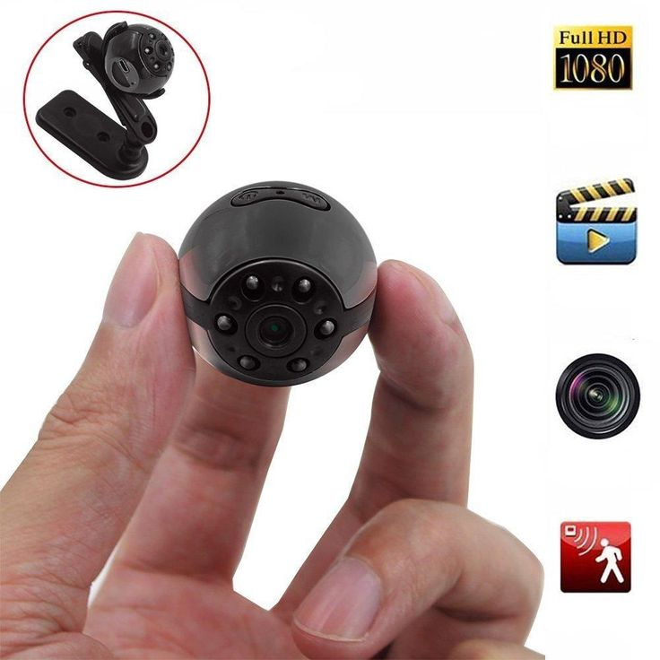 Microphone - Security Cameras - Home Security