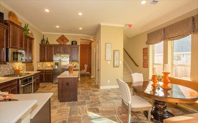Cambridge 4532 New Home Plan in Tavola: Stonewall Collection by Lennar
