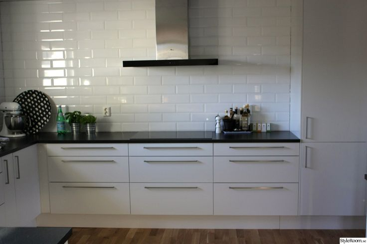 Kök kök modernt : kök,vitt kök,modernt | Kitchen Laundry Mudroom | Pinterest