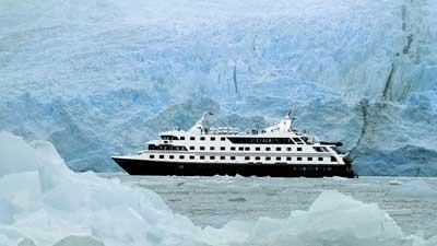Navegar por el Estrecho de Magallanes