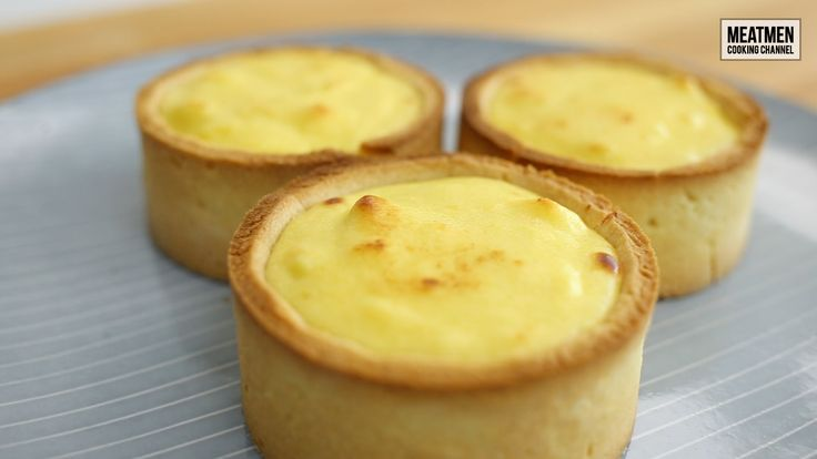 Durian Cheese Tarts - YouTube