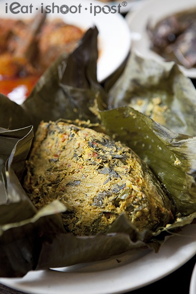 Rumah Makan Minang: Of Padang and Minangkabau Cuisine - Botok2