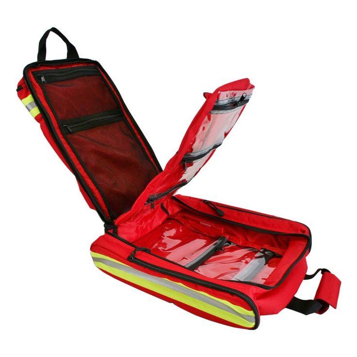 Emergency Equipment Backpack