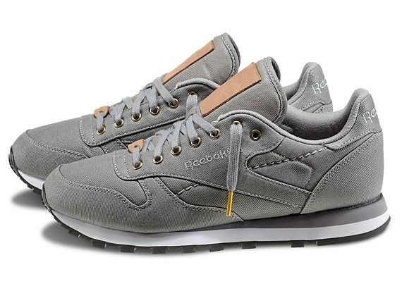 reebok classic leather vintage grey