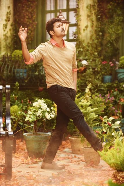 Vijay, Samantha, Kajal Aggarwal in Mersal Tamil movie new stills | c65.in