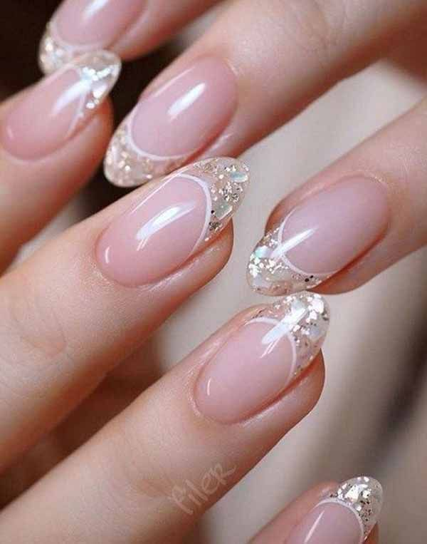 9 Vintage Wedding Nail Art For Brides For Classy Look