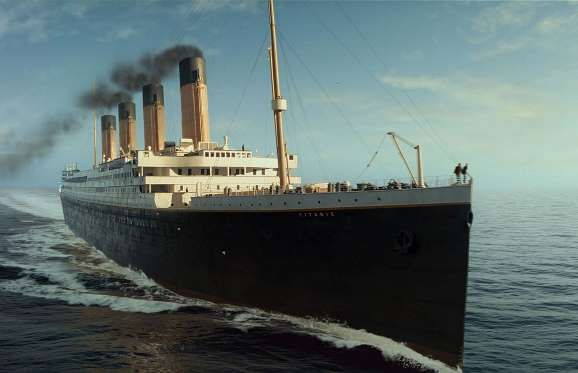 Instead of staying true to the original transatlantic Southampton to New York City route, Titanic II... - Blue Star Line