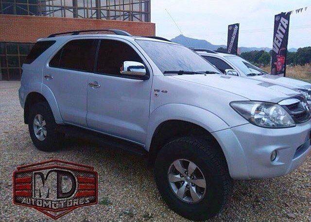 Marca: Toyota  Modelo: #fortuner  Año: 2008 4x2 Suspensión  Cauchos nuevos . . . . #calidad #precio #autos #carros #cars #tucarro #tulugar #lugarideal #compra #comprayventa #venta #compracarro #mdautomotores #automotores #automotoresmd #automovil #naguanagua #valencia #carabobo #venezuela http://unirazzi.com/ipost/1500056376855022133/?code=BTRRVO9gMo1