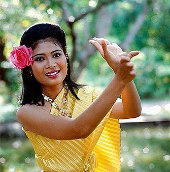 тайская женщина