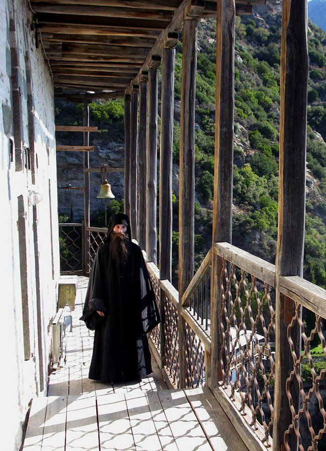 Mount Athos (Agion Oros), Greece