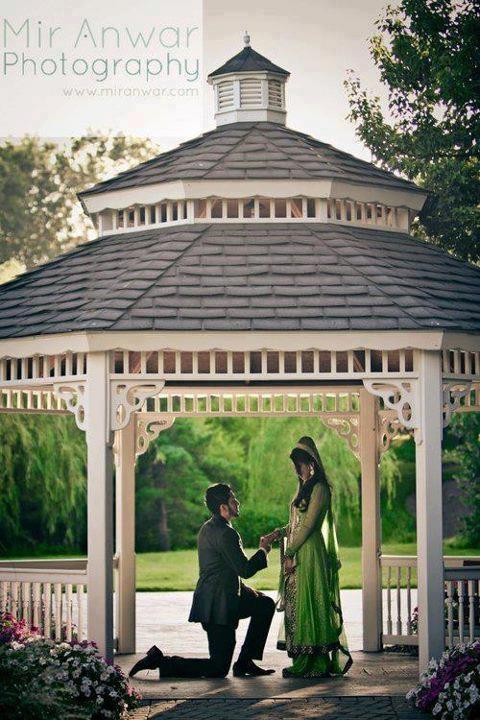 dulhan & dulha indian pakistani bollywood bride and groom desi wedding