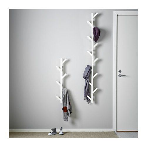 1000 ideas about modern coat hooks on pinterest coat hooks coat hooks wal - Porte manteau arbre ikea ...