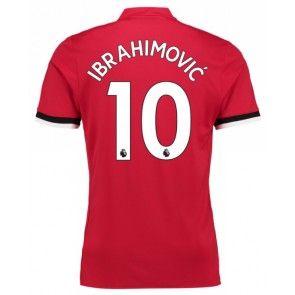 Manchester United Zlatan Ibrahimovic 10 Kotipaita 17-18
