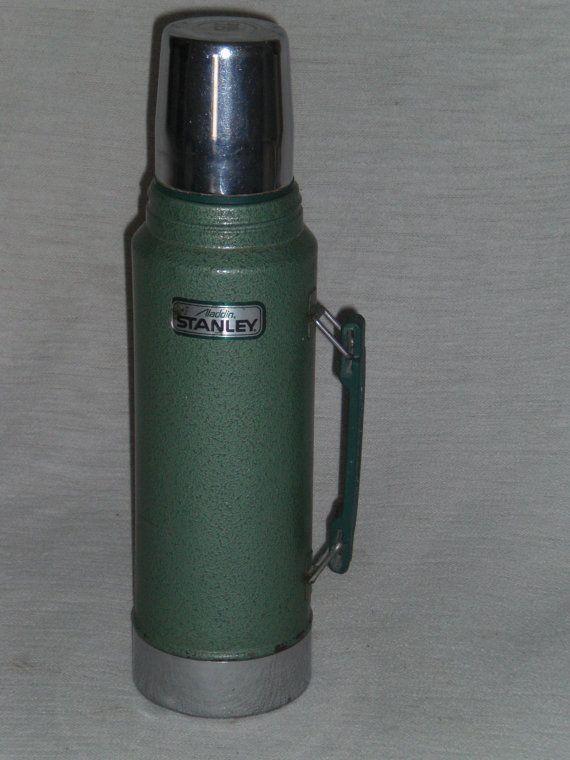 Thermoskanne Aladdin Stanley Thermoflasche 1 L von nostalgiehauscom