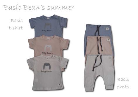 Basic Bean's Summer.100 soft cotton