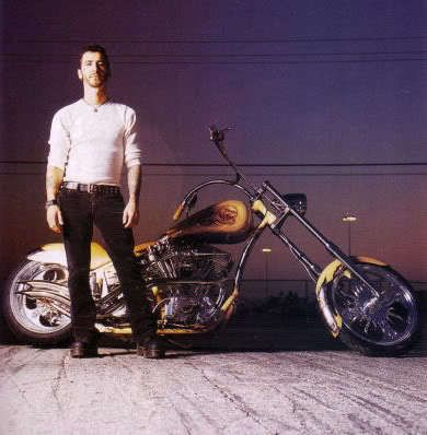 Sully Erna - Love this picture!!!