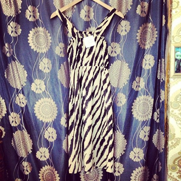Get spring ready by picking up a cute animal print dress such as this from hunter gatherer on #brunswickst simply add a belt and its good to go!
