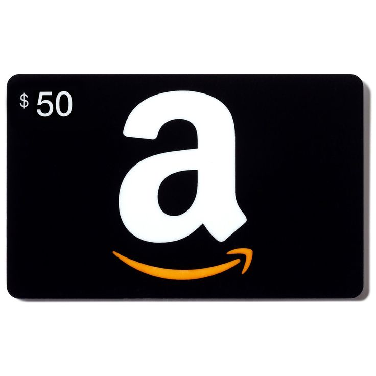 50 amazon gift card giveaway
