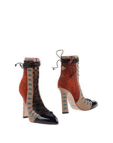 PAULA CADEMARTORI Ankle boot. #paulacademartori #shoes #полусапоги и высокие ботинки