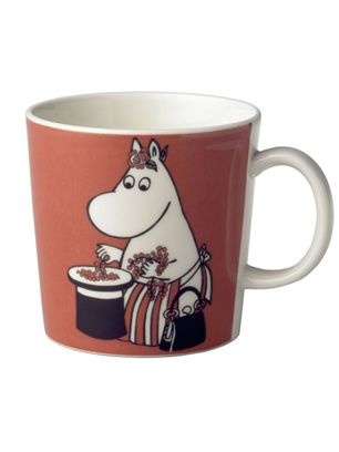 £16.95  Moomin Mama with the berries Mug
