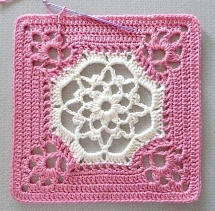Google Crochet Pattern Central : 17 melhores ideias sobre Colcha Quadrada no Pinterest ...