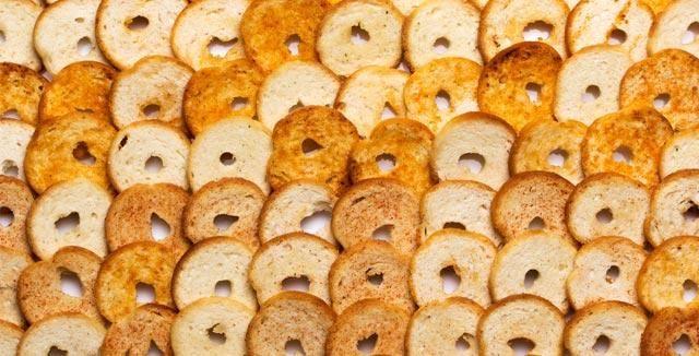 Domácí bake rolls se mlsají úplně samy