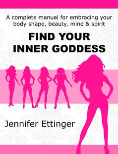 Find Your Inner Goddess book by Jennifer Ettinger