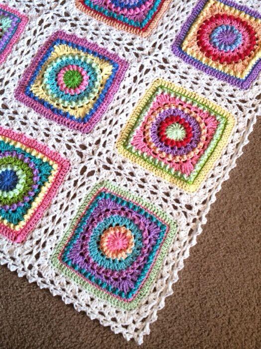 948 Best Gorgeous Grannies Images On Pinterest Crochet Granny
