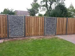 Afbeeldingsresultaat voor tuinschutting steen