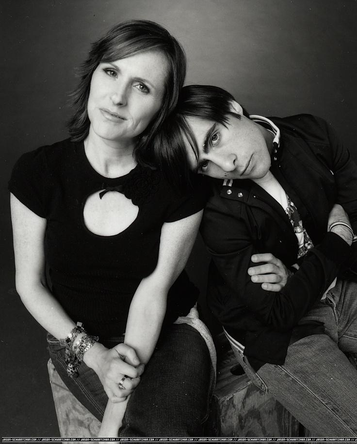 Molly Shannon and Jason Schwartzman.