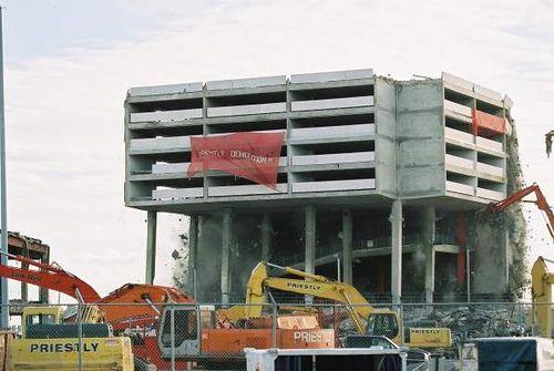 F10000029 Malton Airport Demolition 2004 by 3425Capricorn, via Flickr