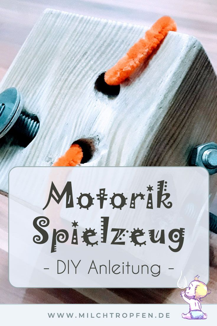 motorikspielzeug aus holz selber basteln | diy basteln
