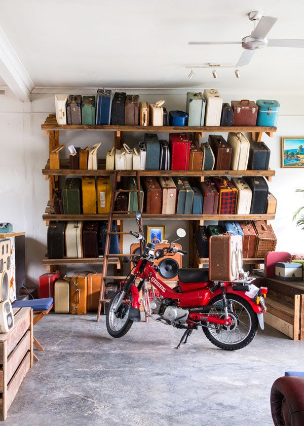 JukeCase by Son Valise store Collingwood, Melbourne
